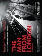 A Londoni férfi - British Movie Poster (xs thumbnail)