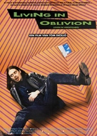 Living in Oblivion - Dutch Movie Poster (xs thumbnail)