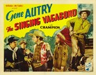 The Singing Vagabond - Movie Poster (xs thumbnail)