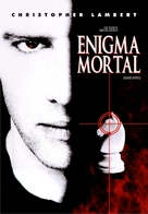 Knight Moves - Argentinian DVD movie cover (xs thumbnail)