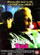 Chuck&Buck - French poster (xs thumbnail)