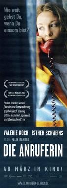 Anruferin, Die - German poster (xs thumbnail)