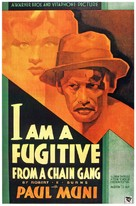 I Am a Fugitive from a Chain Gang - Movie Poster (xs thumbnail)