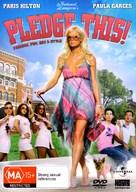Pledge This - Australian DVD movie cover (xs thumbnail)