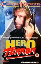 Hero And The Terror - British Movie Cover (xs thumbnail)