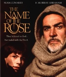 The Name of the Rose - Blu-Ray movie cover (xs thumbnail)