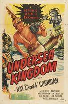 Undersea Kingdom - Re-release poster (xs thumbnail)