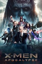X-Men: Apocalypse - Movie Cover (xs thumbnail)