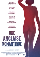 The Romantic Englishwoman - French Re-release poster (xs thumbnail)