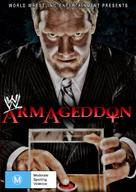 WWE Armageddon - Australian Movie Cover (xs thumbnail)