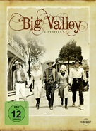 """""""The Big Valley"""" - German Movie Cover (xs thumbnail)"""