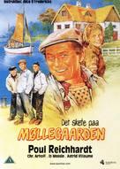 Det skete på Møllegården - Danish DVD cover (xs thumbnail)