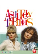 """Absolutely Fabulous"" - Dutch DVD movie cover (xs thumbnail)"