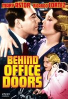 Behind Office Doors - DVD cover (xs thumbnail)