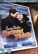 Second Fiddle - British Movie Cover (xs thumbnail)