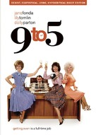 Nine to Five - DVD movie cover (xs thumbnail)
