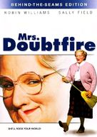 Mrs. Doubtfire - DVD cover (xs thumbnail)