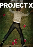 Project X - DVD movie cover (xs thumbnail)