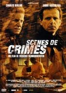 Scènes de crimes - French DVD movie cover (xs thumbnail)