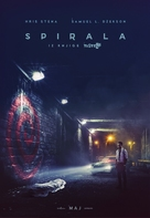 Spiral: From the Book of Saw - Serbian Movie Poster (xs thumbnail)