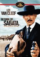 È tornato Sabata... hai chiuso un'altra volta - DVD movie cover (xs thumbnail)