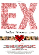 Ex - Spanish Movie Poster (xs thumbnail)