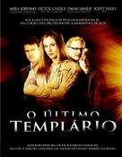 """The Last Templar"" - Brazilian Movie Poster (xs thumbnail)"