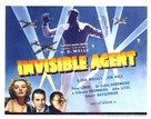Invisible Agent - Movie Poster (xs thumbnail)