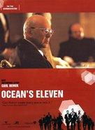 Ocean's Eleven - For your consideration movie poster (xs thumbnail)