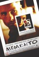 Memento - Polish Movie Poster (xs thumbnail)