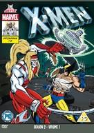"""X-Men"" - British DVD movie cover (xs thumbnail)"