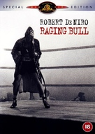 Raging Bull - British DVD movie cover (xs thumbnail)