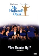 Mr. Holland's Opus - DVD cover (xs thumbnail)