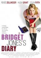 Bridget Jones's Diary - International Movie Poster (xs thumbnail)