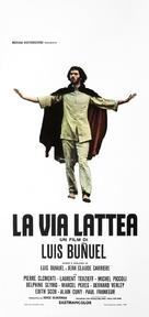 Voie lactée, La - Italian Movie Poster (xs thumbnail)