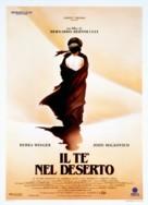 The Sheltering Sky - Italian Movie Poster (xs thumbnail)