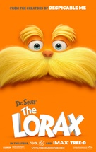 The Lorax - Movie Poster (xs thumbnail)