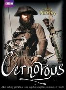 Blackbeard: Terror at Sea - Czech DVD cover (xs thumbnail)