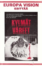 Shivers - Finnish VHS movie cover (xs thumbnail)