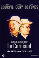 Corniaud, Le - Belgian Movie Cover (xs thumbnail)