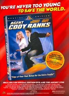 Agent Cody Banks - Video release movie poster (xs thumbnail)