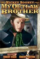 My Outlaw Brother - DVD cover (xs thumbnail)