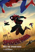 Spider-Man: Into the Spider-Verse - Malaysian Movie Poster (xs thumbnail)