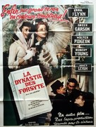 That Forsyte Woman - French Movie Poster (xs thumbnail)