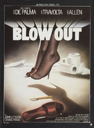Blow Out - French Movie Poster (xs thumbnail)