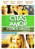 Dating Games People Play - Mexican DVD cover (xs thumbnail)