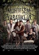 Beautiful Creatures - Turkish Movie Poster (xs thumbnail)