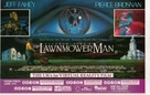 The Lawnmower Man - British Movie Poster (xs thumbnail)