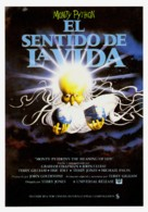 The Meaning Of Life - Spanish Movie Poster (xs thumbnail)