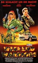 All's Fair - German VHS cover (xs thumbnail)